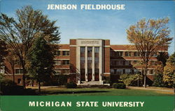 Frederick Cowles Jenison Gymnasium and Field House