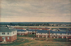 Wherry Housing at Offutt Air Force Base