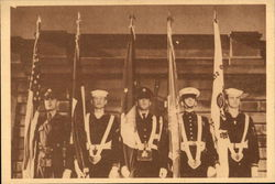 Color Guard of Enlisted Men of the Army, Navy, Air Force, Marine and Coast Guard