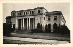 Richmond County Court House