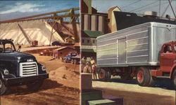 GMC D 750-47 Truck
