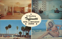 Toffenetti Hotel, Restaurant and Lounge