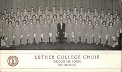Luther College Choir, 1958-1959 Season