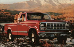 Ford 4 x 4 Pickups - First New Truck of the '80's