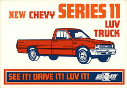Chevy Luv Pickup