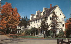 Echo Lake Inn Postcard