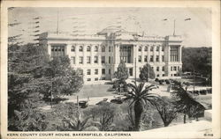 Kern County Court House