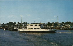 Greenport - Shelter Island Ferry