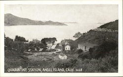 Quarantine Station, Angel Island
