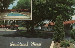 Davidson's Motel, N.Y. Highway Route 3