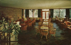 The Terrace Lounge: Trinkaus Manor