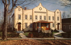 Liberty Street Synagogue