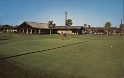 Port Royal Plantation Inn and Golf Club Postcard