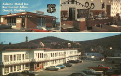 Adams' Motel Inc. & Restaurant Allan