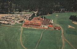 Air View of Country Club