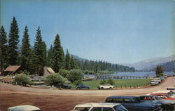 Hume Lake - This beautiful lake nestled in the high sierras near Kings Canyon National Park.