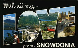 With All My Love From Snowdonia
