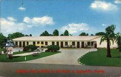Florida Plaza Motel in the Heart of Zephyrhills, Florida