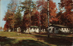 Campers' Cabins at Camp Lutherlyn