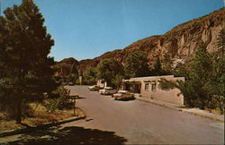 Frijoles Canyon Lodge