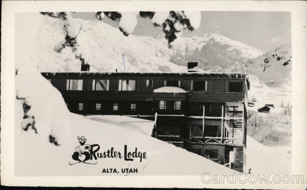Rustler Lodge Alta Utah