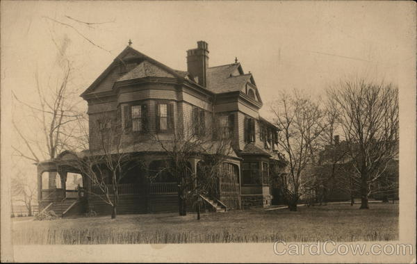 Private Home, Valhalla, N.Y. - 1910 New York