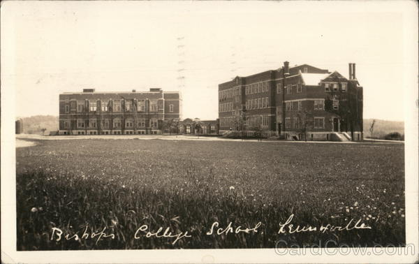 Bishops College School Lennoxville Canada Quebec