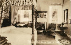 Gen. and Mrs. Lee's Bedroom