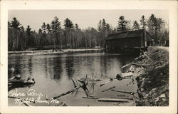 Fore Bay, Middle Dam, ME