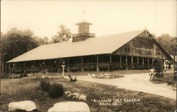 Elizabeth Cary Agassiz Dining Hall (Agassiz Village Summer Camp)