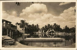 The Venetian Pool - Coral Gables, Florida