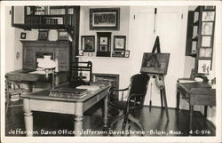 Jefferson Davis Office