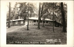 Log Cabin Lodge, Mission Grove
