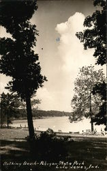 Lake James Bathing Beach, Pokagon State Park