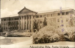 Administration Bldg., Purdue University