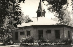 Asbury Tabernacle - Methodist Camp Grounds
