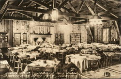Starved Rock Lodge Dining Room, Starved Rock State Park