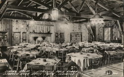Dining Room - Starved Rock Lodge, Starved Rock State Park, Illinois