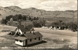 The Dam Store and Ranch at the Entrance of Thompson Canon