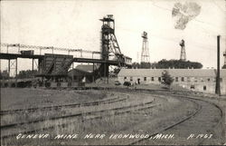 Geneva Mine Postcard