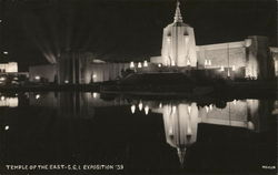 Temple of the East, G.G.I. Exposition '39