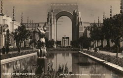 Court of Reflections, Golden Gate International Exposition