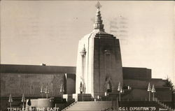 Temples of the East, Golden Gate International Exposition, 1939