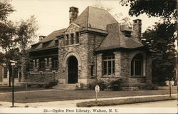 Ogden Free Library
