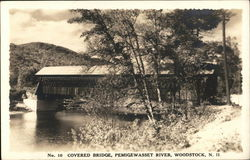 Covered Bridge, Pemigewasset River