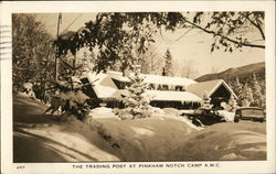 The Trading Post At Pinkham Notch Camp A.M.C.