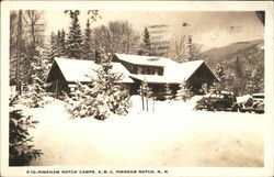 Pinkham Notch Camps