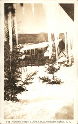 Pinkham Notch Camps A.M.C. Pinkham Notch, N.H