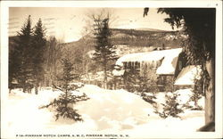 Pinkham Notch Camps, AMC