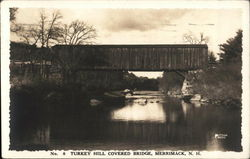 Turkey Hill Covered Bridge